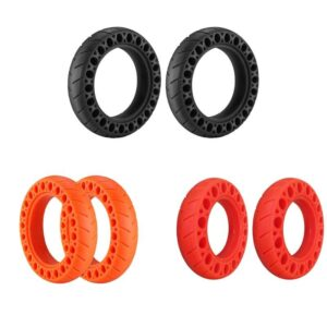 Suitable for Xiaomi M365, 1S, Pro and Pro 2  – 9.5 inch solid tyres