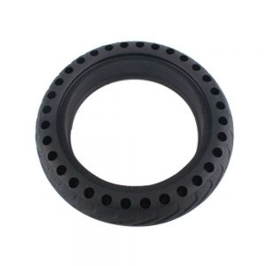 Round Solid Rubber Tire 8.5 inch
